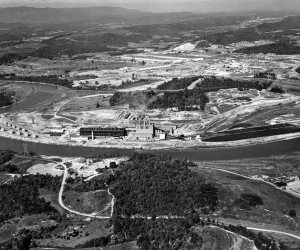 قصة 3 مدن أمريكية صنعت بسرية من أجل صناعة قنبلة نووية