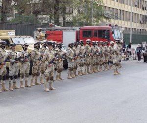 القوات المسلحة تهنئ الرئيس بذكرى الثورة: مصر لكل المصريين.. وليست حكرا لفئة أو طائفة