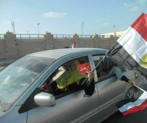 سلوى الهرش: ثورة 30 يونيو أنقذت سيناء من إرهاب الإخوان (صور)
