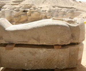 الصدفة تقود مقاول الإسكندرية لكشف آثري جديد: «عملاق الثغر» يزن 30 طنا