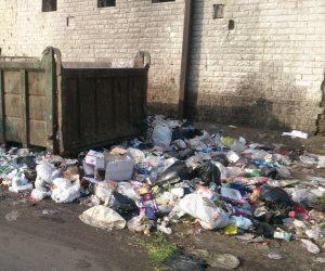 """""""الزبالة"""" تهزم الجميع.. أكوام القمامة تملأ الشوارع فى غياب المحليات"""