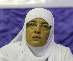 عزة الجرف.. شمطاء «إخوانية» حرضت على قتل أبناء الجيش والشرطة