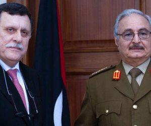 ميليشات حكومة الوفاق في ليبيا تتحدى سلطة الجيش الوطني