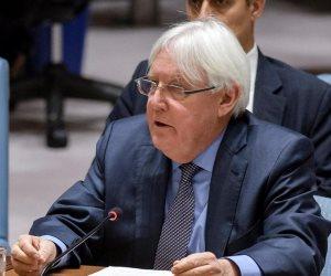 المبعوث الأممي لليمن في السعودية: جهود مارتن جريفيث تقترب من نهايتها