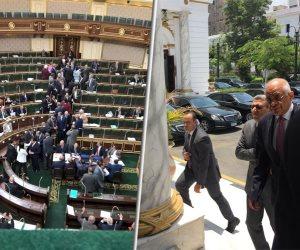 الرئيس السيسي في خطاب لمجلس النواب: أتمنى أن تحظى الحكومة بثقة نواب الشعب