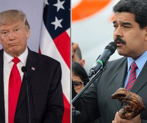 أقدام ثقيلة في الحديقة الخلفية لواشنطن.. هل تشعل الشكوك حربا بين أمريكا وفنزويلا؟