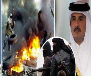 ما بين تظاهرات الأردن والعراق.. أيادي قطرية تشعل الاحتجاجات خلف الستار