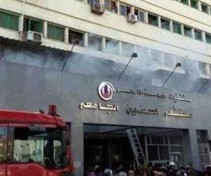 بعد حريق مستشفى الحسين.. كيف يحول الإهمال منشآت ومؤسسات الدولة إلى رماد؟ (صور)