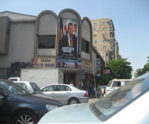 وداعا سينما فاتن حمامة.. شاهد فيها السادات فيلما ليلة 23 يوليو