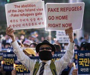 112 مصريا يسببون صداعا فى كوريا الجنوبية.. والسبب؟