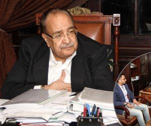 المستشار يحيى عبدالمجيد وزير مجلس الشورى الأخير: السيسي أحدث ثورة بتشريعات الاستثمار(حوار)