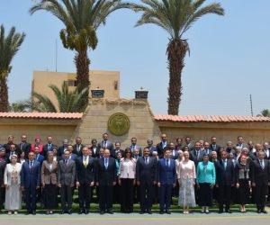 كيف تنسق وزارة الهجرة مع ضباط التمثيل العسكري المصري بالخارج؟ (صور)