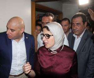 محمد سلطان رئيسا لمجلس إدارة هيئة الإسعاف المصرية خلفا للدكتور أحمد الأنصاري