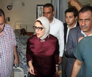إجراء جديد من الصحة ومطار القاهرة بشأن الكوليرا.. و18 دولة أفريقية على القائمة