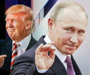 ترامب يعادي روسيا عشية القمة المرتقبة.. لماذا وصف الرئيس الأمريكي موسكو بالأعداء؟