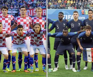 بث مباشر .. مشاهدة مباراة فرنسا وكرواتيا بث مباشر اليوم في كأس العالم 2018 اون لاين يوتيوب مشاهدة مباراة كرواتيا ضد فرنسا