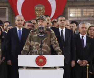 أردوغان يرسم ملامح «سايكس بيكو» جديدة.. ديكتاتور تركيا يذبح جيش أتاتورك