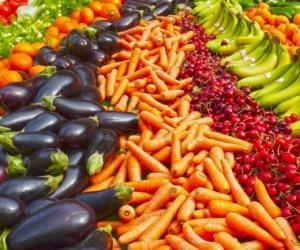 أسعار الخضروات والفاكهة في الأسواق اليوم الأحد