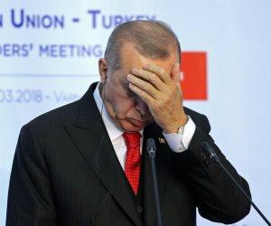 """""""نزلت المرة دي"""".. المركزي التركي يضع حدا لغرور أردوغان ويرفع سعر الفائدة 4% دفعة واحدة"""