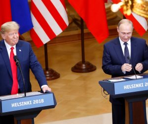 ترامب يهين الناتو مجددا.. هل تنحاز واشنطن لروسيا على حساب حلف شمال الأطلنطي؟