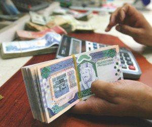 سعر الريال السعودى اليوم الأربعاء 22-8-2018 فى مصر