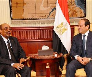 رسائل السيسي في لقاء قادة الخرطوم.. مشروعات السكك الحديدية والربط الكهربائي أبرزها
