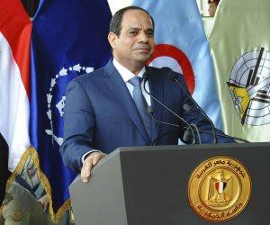 القوات المسلحة تهنئ رئيس الجمهورية بالذكرى السادسة والستين لثورة يوليو
