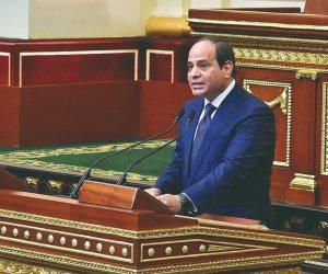 أيادي مصر ممتدة لتوحيد شعوب النيل.. هكذا نقلت صحف الكويت تصريحات السيسى في السودان