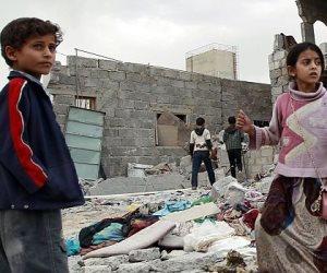 جرائم «الحوثيين» في حق أطفال اليمن: دروع بشرية.. وجنود بالجبهات