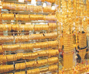 أسعار الذهب اليوم الخميس 26 -7-2018 فى مصر (صور)