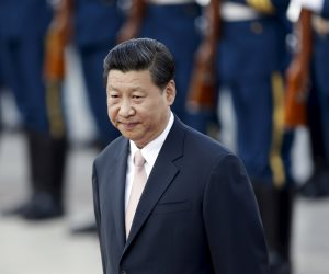 بدأ بالسنغال جولته الإفريقية الأربعين.. الرئيس الصينى يبحث عن طرق للتجارة بعيدا عن أمريكا