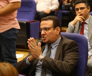 """""""نواجه الارهاب ونحقق السلام"""".. متحدث البرلمان: السيسي وضع العالم أمام مسئولياته التاريخية"""