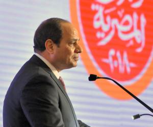السيسي يفتتح مشروعات قومية في مجال الكهرباء بالعاصمة الإدارية الجديدة