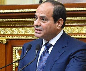 «عبدالعال» مهنئًا الرئيس السيسي: تعيد لنا أسمى معاني الوفاء والصبر