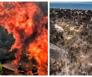 حريق اليونان لم يكن أبشعهم.. أليك أشهر الحرائق المدمرة فى تاريخ البشرية