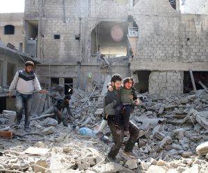 بمعاونة تركية بريطانية فرنسية.. هكذا يتم التجهيز لهجوم كيماوي في إدلب