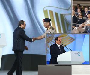قراءة في رسائل السيسي بمؤتمر الشباب: بناء المصري.. وتجديد الخطاب الديني