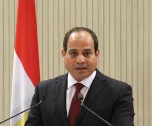 خلال افتتاح الدائري الإقليمي.. الرئيس السيسي لـ«المواطنين»: «ارفعوا كفاءة الطرق»