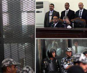 إحالة أوراق ٧٣ متهماً للمفتي بينهم البلتاجي وعودة والعريان في «فض رابعة»