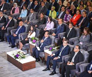 7 ساعات لجامعة القاهرة في حضرة السيسي.. بدء فعاليات اليوم الثاني لمؤتمر الشباب