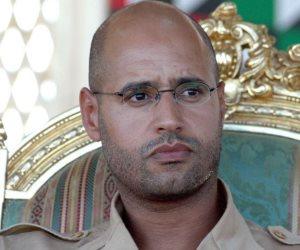 سيف الإسلام القذافي يظهر في جلسة مجلس الأمن.. والجنائية الدولية تطالب باعتقاله