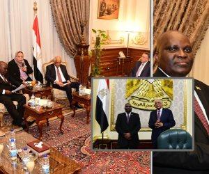 أشقاء المنابع في صف مصر.. هذا ما قاله رئيس برلمان بوروندي عن ملف مياه النيل