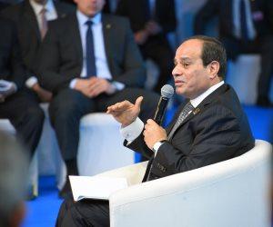 مصر المنورة.. كيف نجح الرئيس السيسي في حل مشكلة الكهرباء بمصر؟