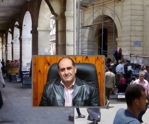 كارثة جديدة لرئيس حى الأزبكية.. طلب من رجال أعمال تمويل حملة إعلانية للدفاع عنه