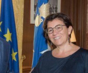 وزيرة دفاع إيطاليا: مصر ذات أهمية حاسمة لاستقرار شمال أفريقيا والشرق الأوسط