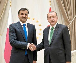 الليرة التركية ورحلة السقوط في الهوية.. هل إستفاد أردوغان من مساعدات تميم؟
