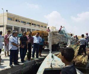"""فتح """"باب رزق"""" الصيادين ببحيرة البردويل شمال سيناء.. كيف تفيد في تطوير بورصة السمك؟"""