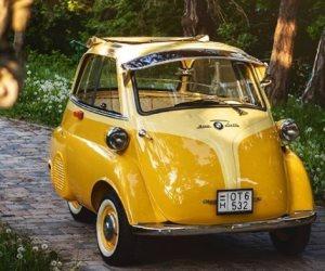 التوك توك طلع ألماني.. شاهد كيف اخترع صناع السيارات الألمانية المركبة الأشهر في مصر