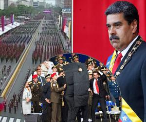 هل يهرب مادورو إلى الجنوب الغربي؟.. كواليس العداء الغامض بين فنزويلا وكولومبيا
