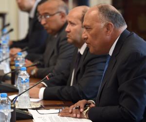 تعليقًا على مباحثات السيسي وآبي أحمد.. شكري: علاقاتنا مع إثيوبيا «مهمة»